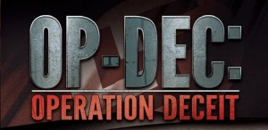OP-DEC: Operation Deceit by K. Williams - OP-GHO: Operation Ghost