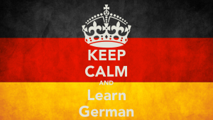 Keep Calm and Learn German, Open Book Blog Hop