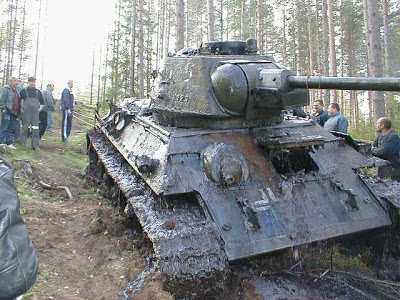 German Panzer - World War Two - German Panzer Relics