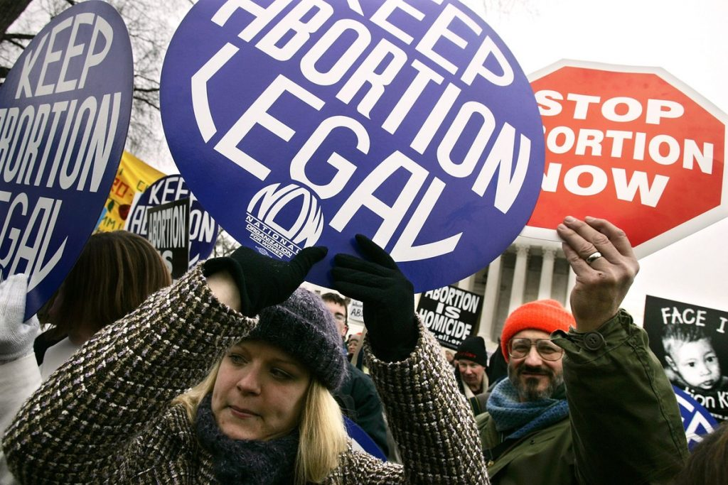 Alex Wong/Getty Images News/Getty Images - Abortion Rights Are Human Rights