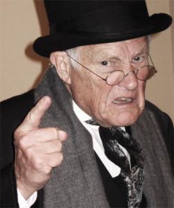 Grumpy-old-man - Speak Like The Brig