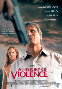 A History of Violence, Film by David Cronenberg, Novel by John Wagner and Vince Locke - Of Graphic Novels and Adaptations