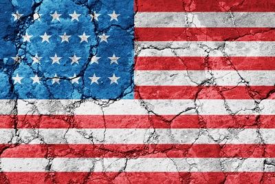 """Increasingly, modern American conservatism resembles a giant wrecking ball, powered by hate-spewing demagogues to undermine or destroy long-cherished institutions,"" writes Wittner. (Image via Shutterstock) - Ten Questions for Conservatives"