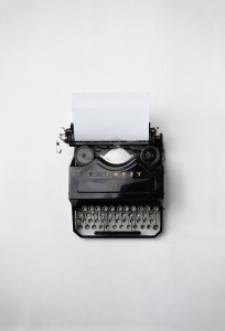 Unsplash.com, Typewriter - How To Get Your Book Turned Into A Film