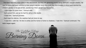 Burning Down, The Trailokya Trilogy, Book 2, Is Trailokya Trilogy Science Fiction or Fantasy?