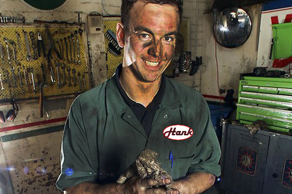 Image result for greasy mechanic