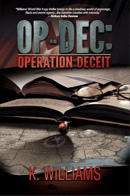 OP-DEC: Operation Deceit Released, cover