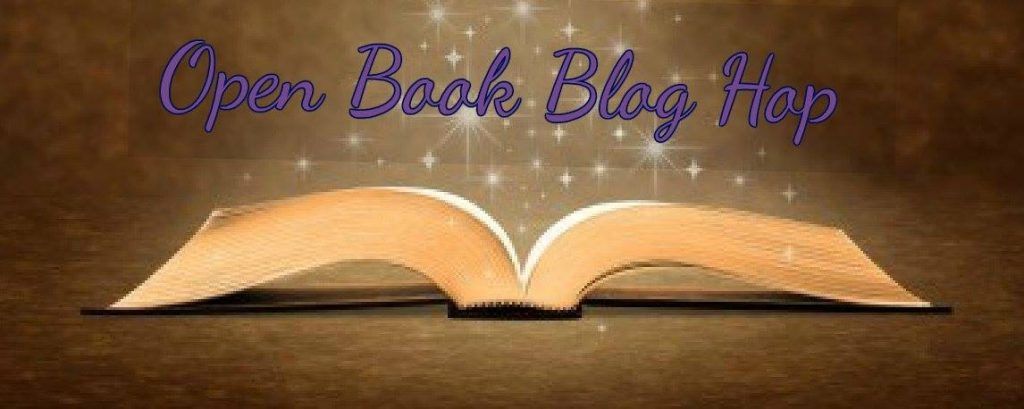 Join the MMB Open Book Blog Hop each Wednesday