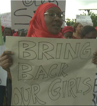 Bring Back Our Girls, Chibok girls