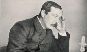 arthurconandoyle460x276, Sir Arthur Conan Doyle