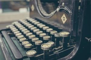 Pixabay.com, typewriter - Social Arson