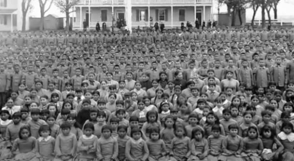 Boarding School Genocide