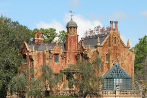 The_Haunted_Mansion, Open Book Blog Hop