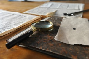 magnifying-glass-626174_1280, pixabay.com - Writing Historical Fiction