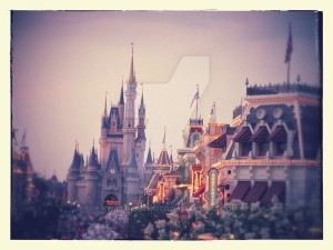 walt_disney_world_s_cinderella_castle_from_main_st_by_kwilliamsphoto-d7kcnuw Open Book Blog Hop