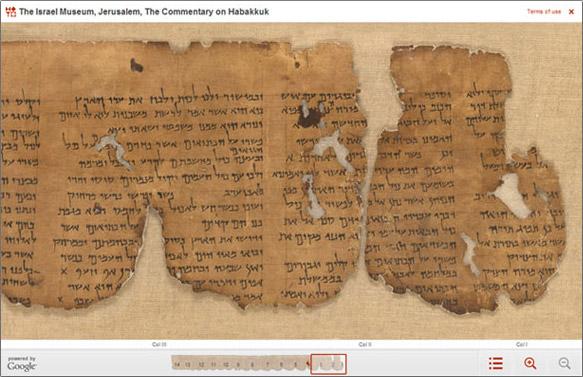 viewer-Habakkuk, Writing Historical Fiction