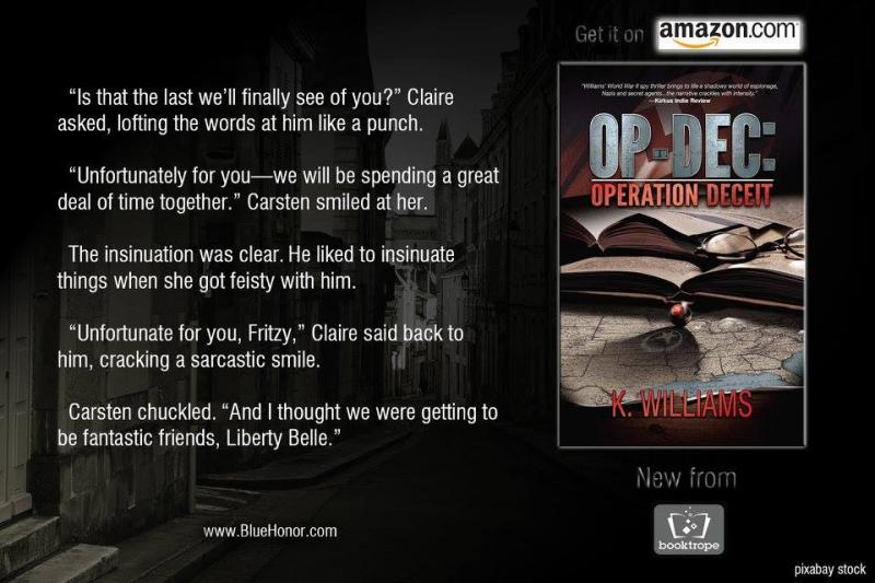 reviews of OP-DEC: Operation Deceit