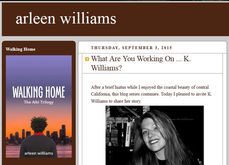 Arleen Williams - K Around The Web