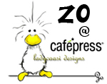 Zo Duck @ Cafe Press