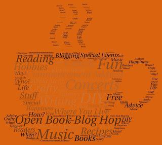 blog hop2, Open Book Blog Hop