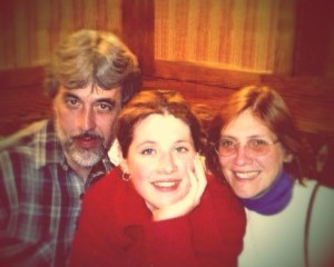 Mother/Daughter Relationships - Open Book Blog Hop