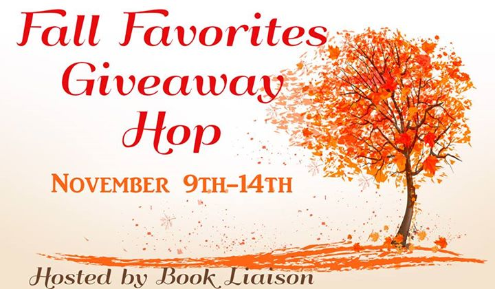 Fall Favorites Giveaway Blog Hop - Events - Author K. Williams