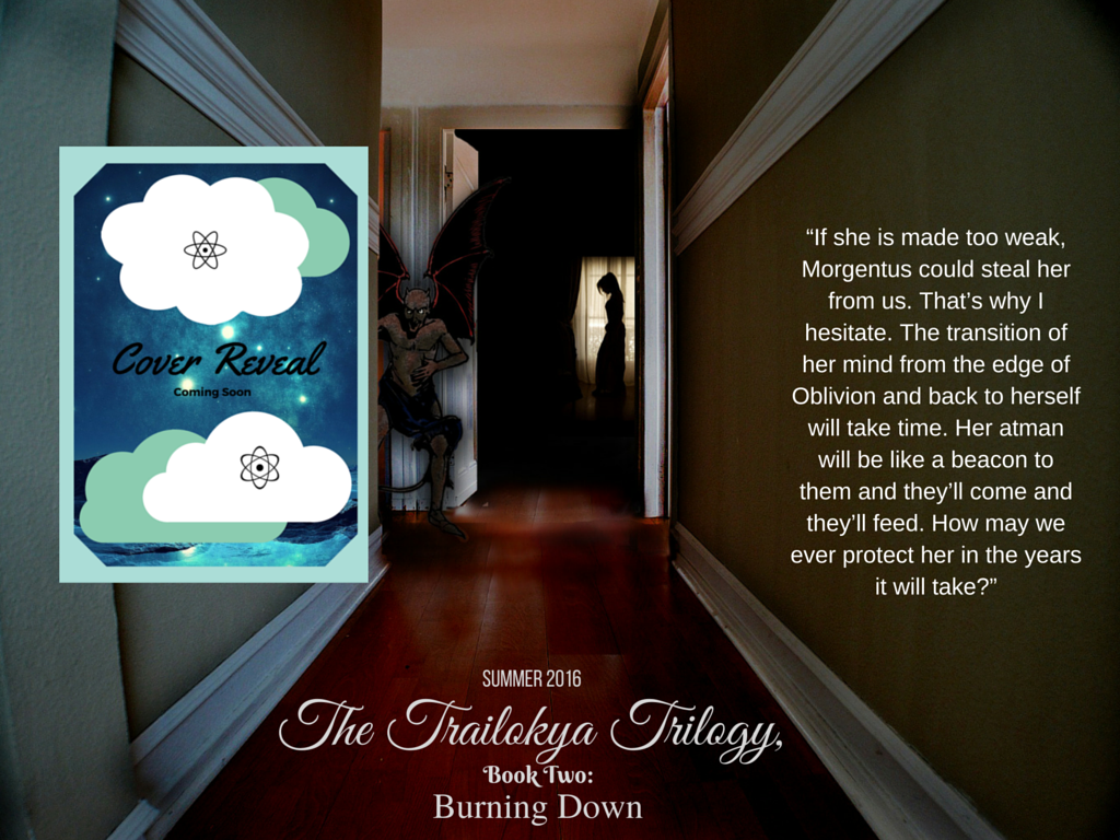 The Trailokya Trilogy, Book Two: Burning Down, Page 308