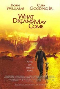 What Dreams May Come - Open Book Blog Hop