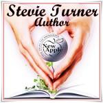 stevie turner - open book blog hop - author profile
