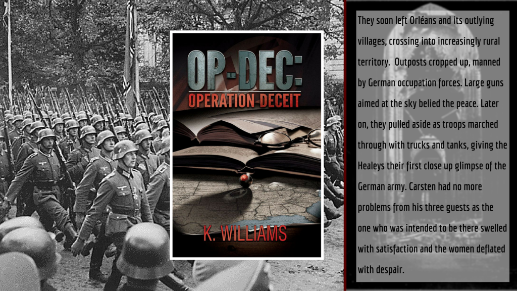 OP-DEC: Operation Deceit