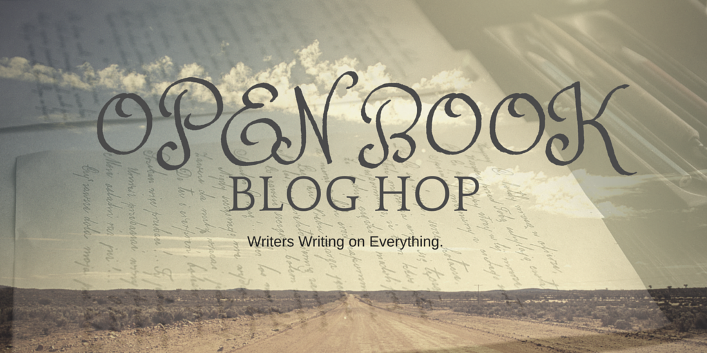 Sexy Time - Open Book Blog Hop 28