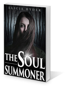 Elicia Hyder, Author of The Bed She Made, The Soul Summoner