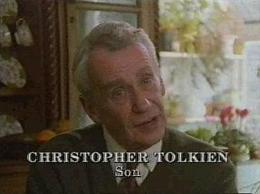 christopher tolkien photograph son jrr archives copyright - writing historical fiction