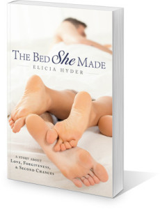 Elicia Hyder, Author of The Bed She Made