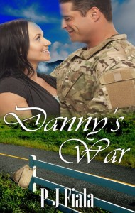 Danny's War by PJ Fiala - Open Book Blog Hop