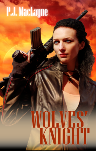 Wolves' Knight, Book Two of the Free Wolves Series