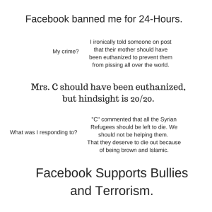 How Facebook Supports Bullying