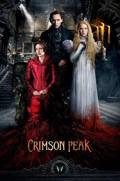 Crimson Peak - A Review