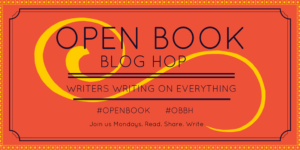 Open Book Blog Hop Ticket