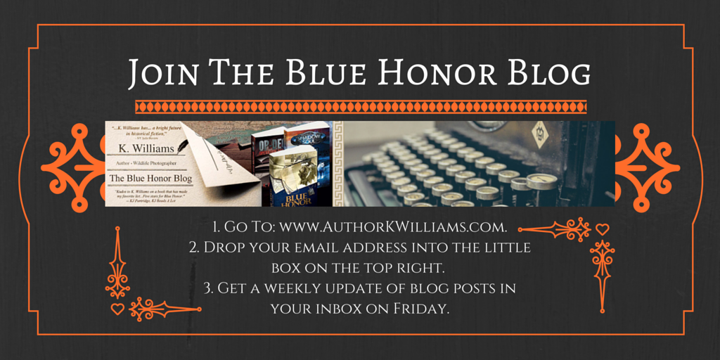 The Open Book Blog Hop