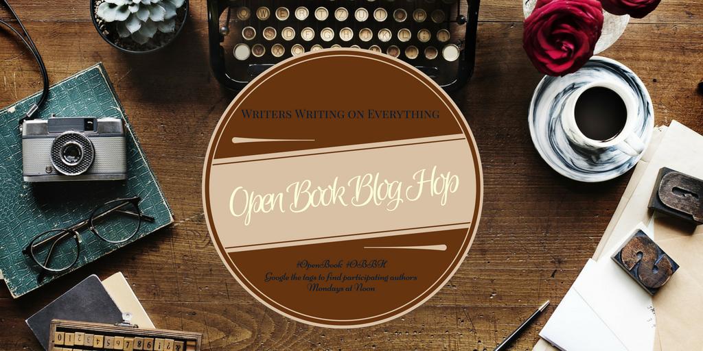 Open Book Blog Hop