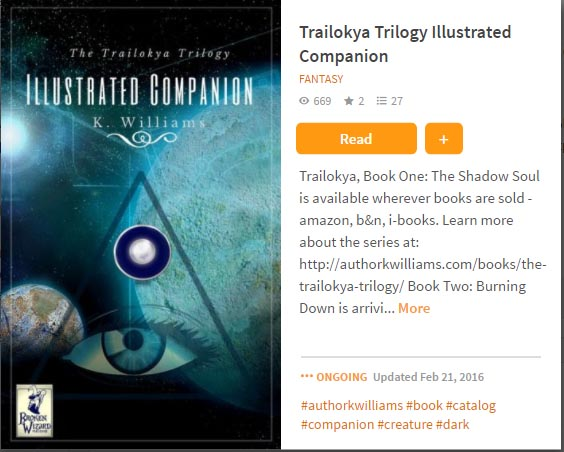 The Trailokya Trilogy Companion